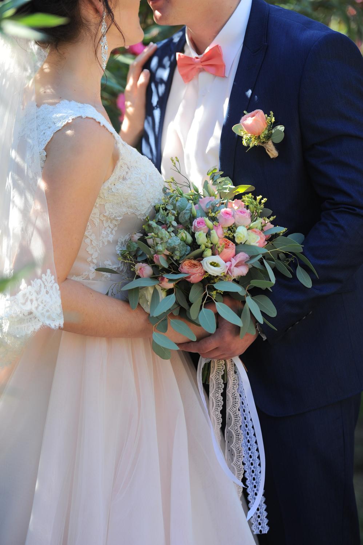 Невесты незабудок, составление свадебный букет севастополь цена